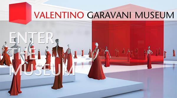 THE VALENTINO GARAVANI VIRTUAL MUSEUM